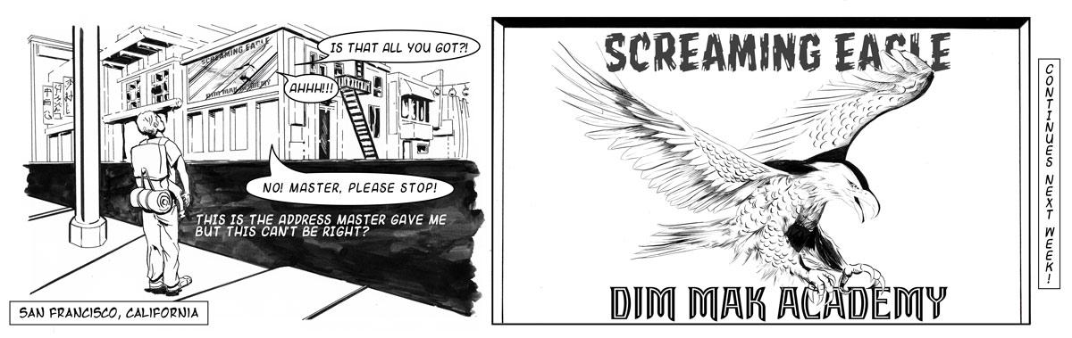Enter the Screaming Eagle