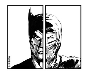 Is Batman a Ninja