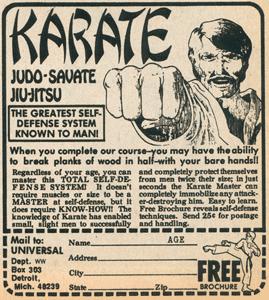Universal-Karate